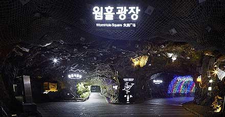 Wormhole Palza